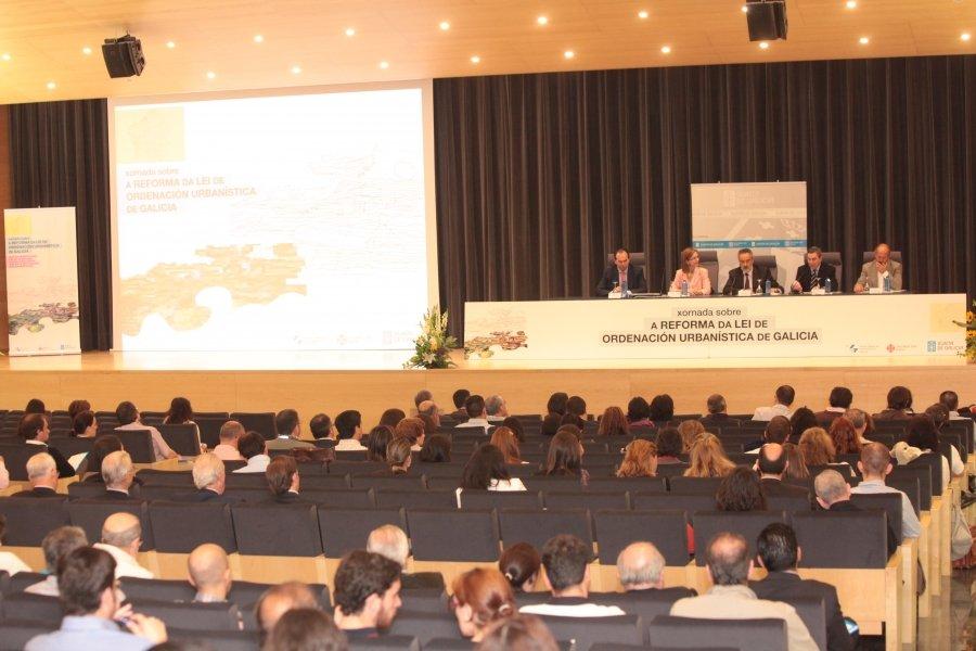 Inauguración - Pontevedra